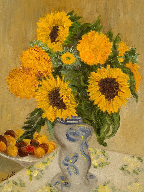 Pinar's Sunflowers
